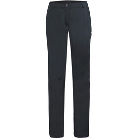 VAUDE Krusa II Broek Dames, phantom black